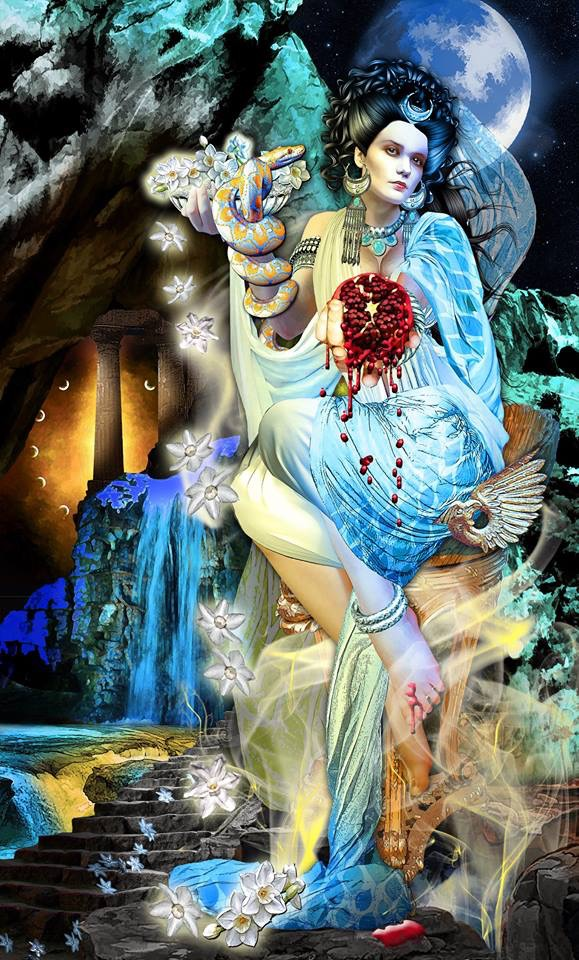card of the day  the high priestess  friday july 8