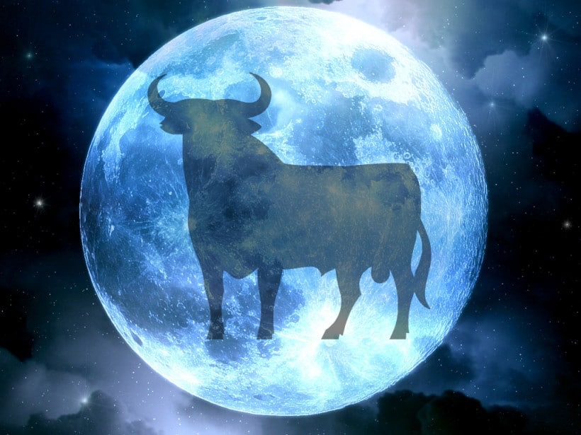 Image result for Full Moon in Taurus
